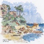 Laguna Beach Hill 150x150 Sketches