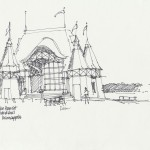 Lake Harriet Bandshell 150x150 Sketches