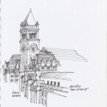 US Post Office 150x150 Sketches