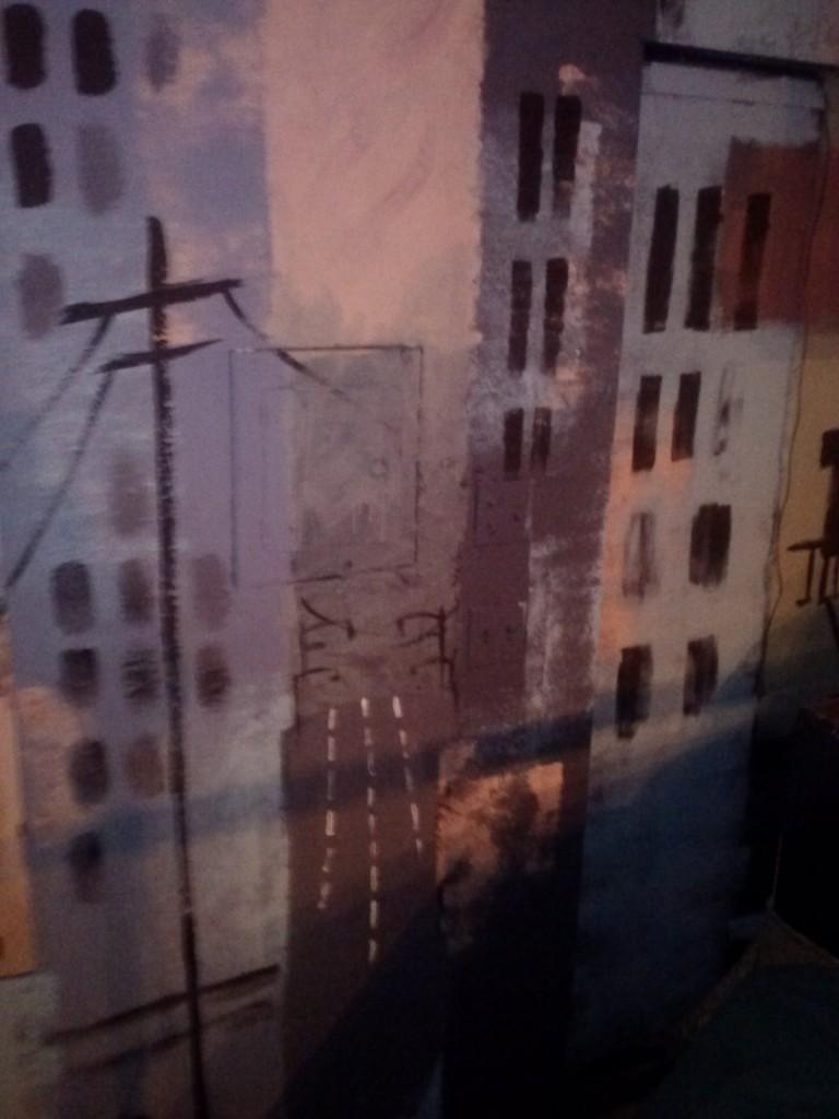 Cityscape Detail